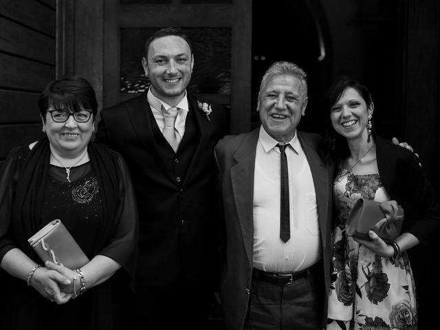 Il matrimonio di Davide e Ilaria a Carvico, Bergamo 17
