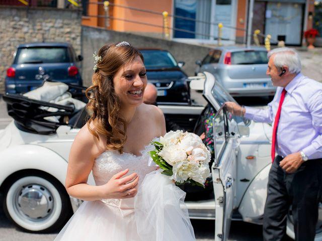 Il matrimonio di Davide e Ilaria a Carvico, Bergamo 18