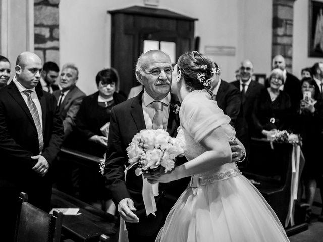 Il matrimonio di Davide e Ilaria a Carvico, Bergamo 20
