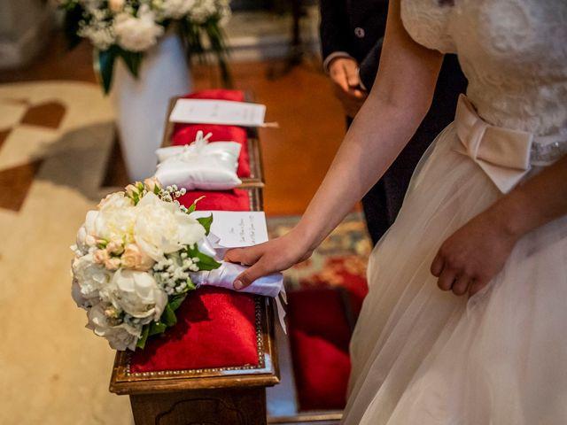 Il matrimonio di Davide e Ilaria a Carvico, Bergamo 21