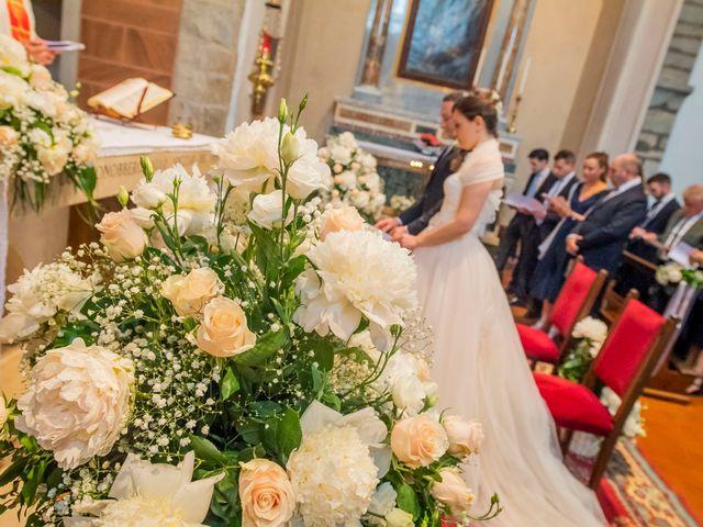 Il matrimonio di Davide e Ilaria a Carvico, Bergamo 23