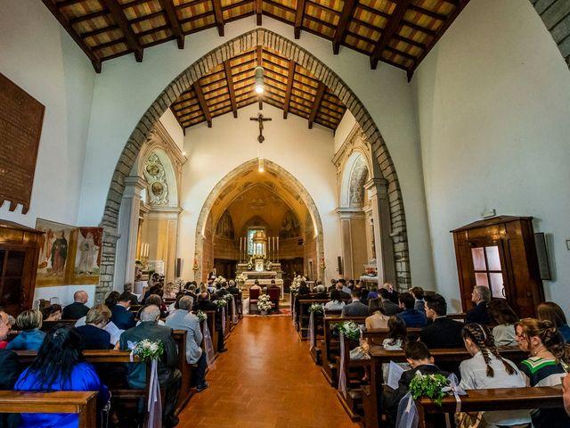 Il matrimonio di Davide e Ilaria a Carvico, Bergamo 26