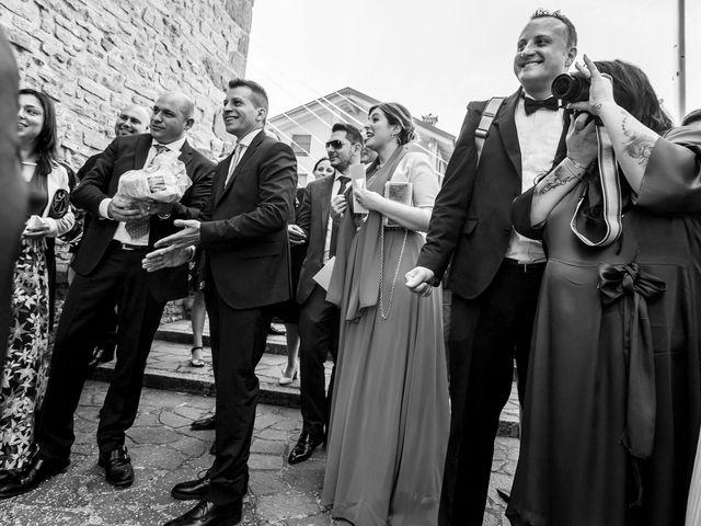 Il matrimonio di Davide e Ilaria a Carvico, Bergamo 29