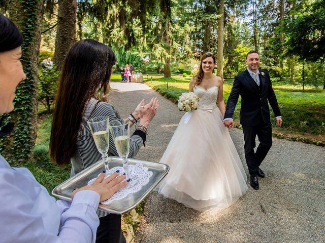 Il matrimonio di Davide e Ilaria a Carvico, Bergamo 38