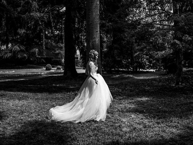 Il matrimonio di Davide e Ilaria a Carvico, Bergamo 48