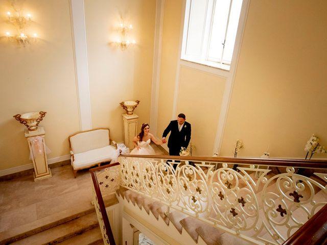 Il matrimonio di Davide e Ilaria a Carvico, Bergamo 57
