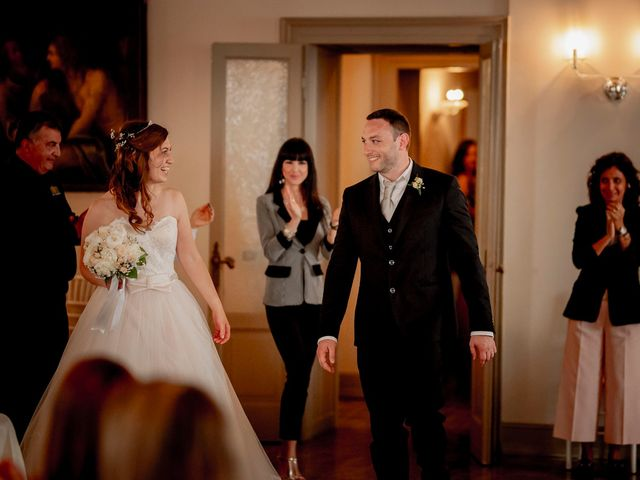 Il matrimonio di Davide e Ilaria a Carvico, Bergamo 61