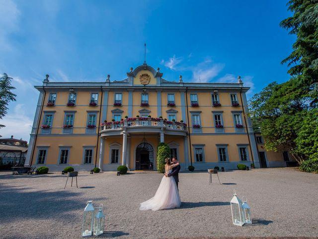 Il matrimonio di Davide e Ilaria a Carvico, Bergamo 72