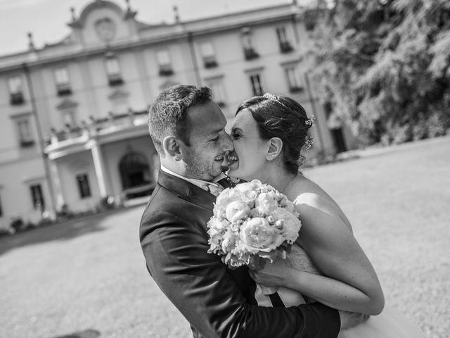Il matrimonio di Davide e Ilaria a Carvico, Bergamo 74