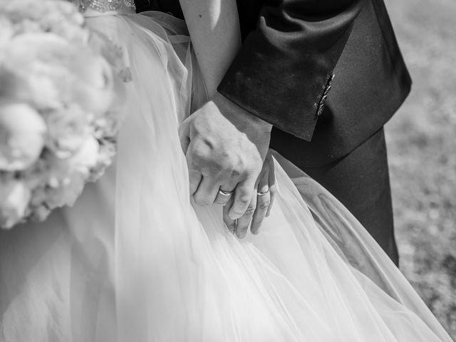 Il matrimonio di Davide e Ilaria a Carvico, Bergamo 1