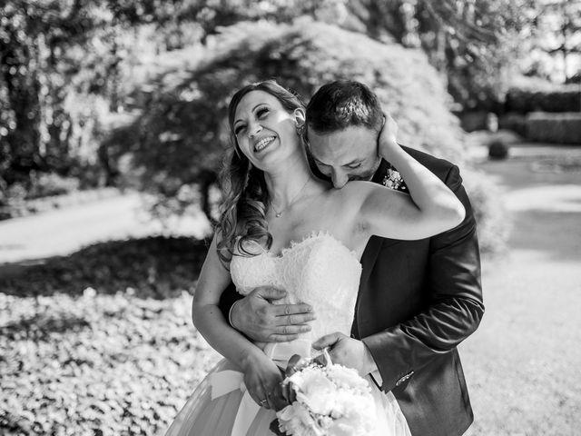 Il matrimonio di Davide e Ilaria a Carvico, Bergamo 77