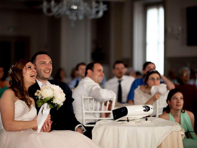 Il matrimonio di Davide e Ilaria a Carvico, Bergamo 81