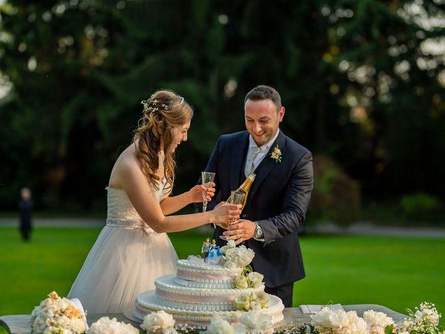 Il matrimonio di Davide e Ilaria a Carvico, Bergamo 92