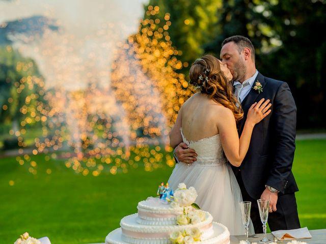 Il matrimonio di Davide e Ilaria a Carvico, Bergamo 93