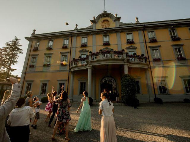 Il matrimonio di Davide e Ilaria a Carvico, Bergamo 94