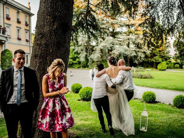 Il matrimonio di Davide e Ilaria a Carvico, Bergamo 101