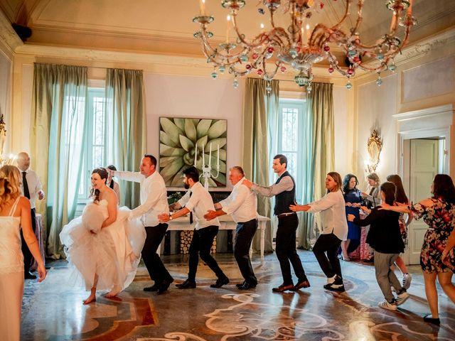 Il matrimonio di Davide e Ilaria a Carvico, Bergamo 102