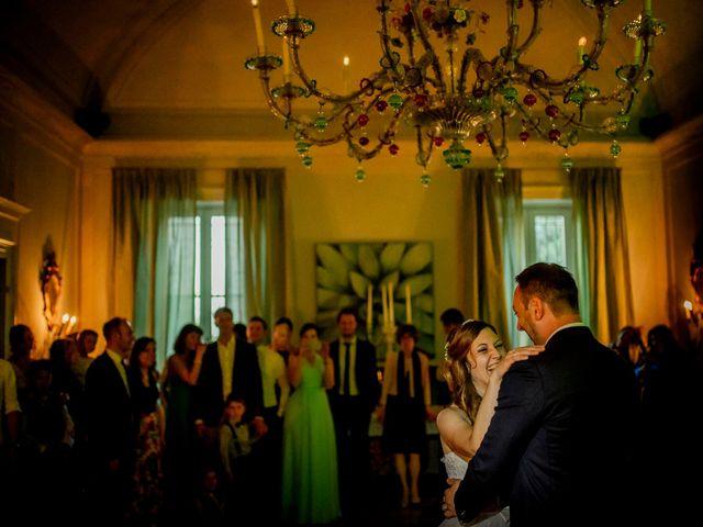 Il matrimonio di Davide e Ilaria a Carvico, Bergamo 103