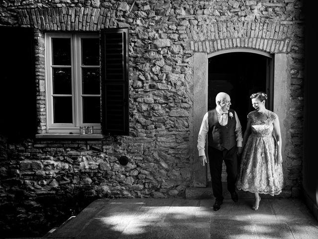 Le nozze di Micaela e Franco