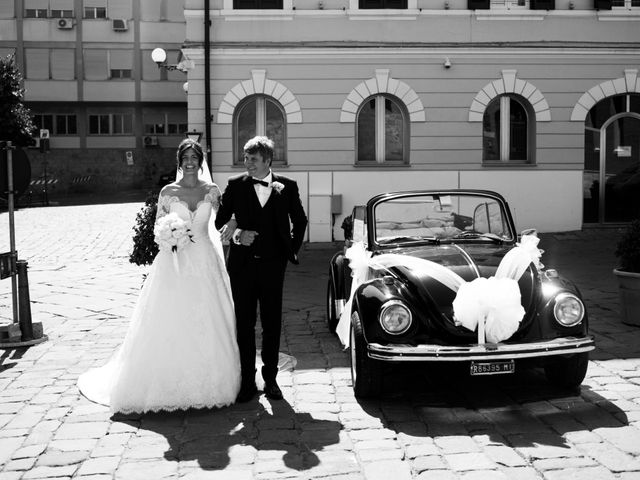 Il matrimonio di Alessio e Cecilia a Grosseto, Grosseto 22