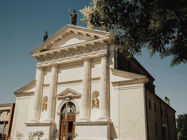 Il matrimonio di Piercarlo e Giulia a Preganziol, Treviso 1