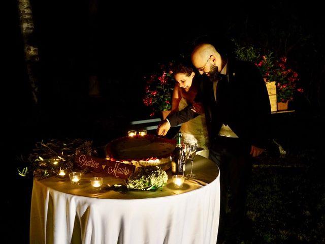 Il matrimonio di Mauro e Beatrice a Albiolo, Como 1