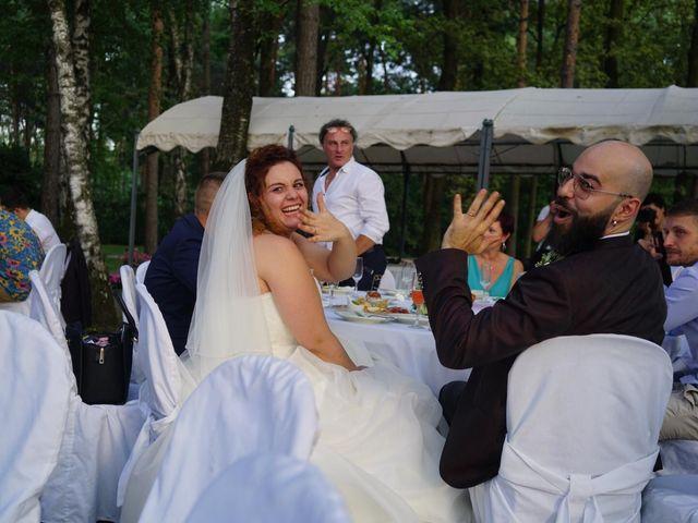 Il matrimonio di Mauro e Beatrice a Albiolo, Como 3
