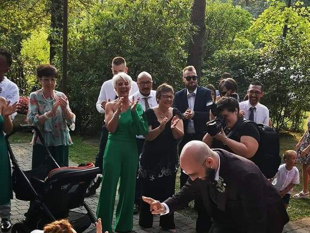 Il matrimonio di Mauro e Beatrice a Albiolo, Como 4
