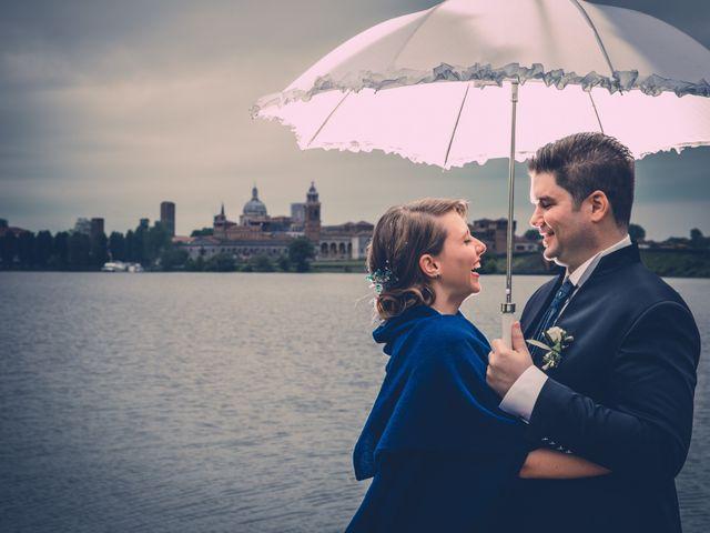 Il matrimonio di Mattia e Giada a Reggiolo, Reggio Emilia 20