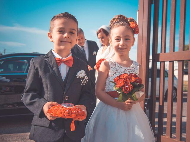 Il matrimonio di Nico e Barbara a Statte, Taranto 20