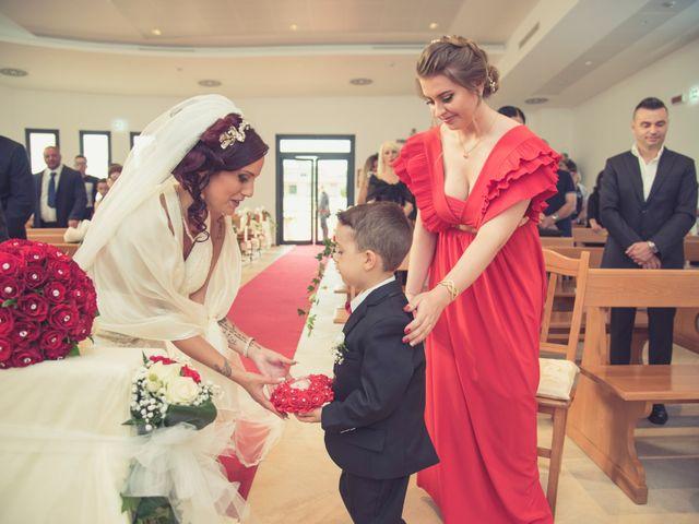 Il matrimonio di Nico e Barbara a Statte, Taranto 23