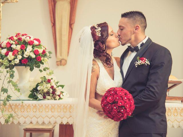 Il matrimonio di Nico e Barbara a Statte, Taranto 24