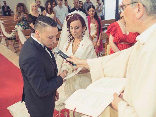 Il matrimonio di Nico e Barbara a Statte, Taranto 25