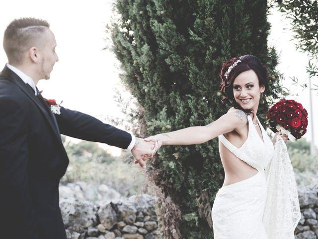 Il matrimonio di Nico e Barbara a Statte, Taranto 35