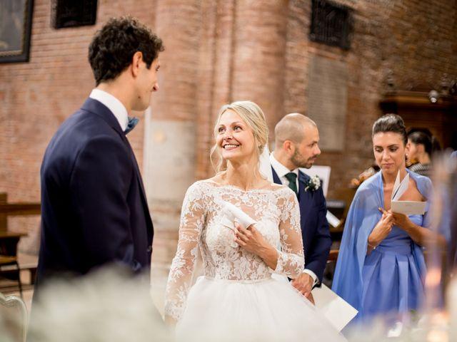 Il matrimonio di Jacopo e Lucrezia a Varzi, Pavia 51