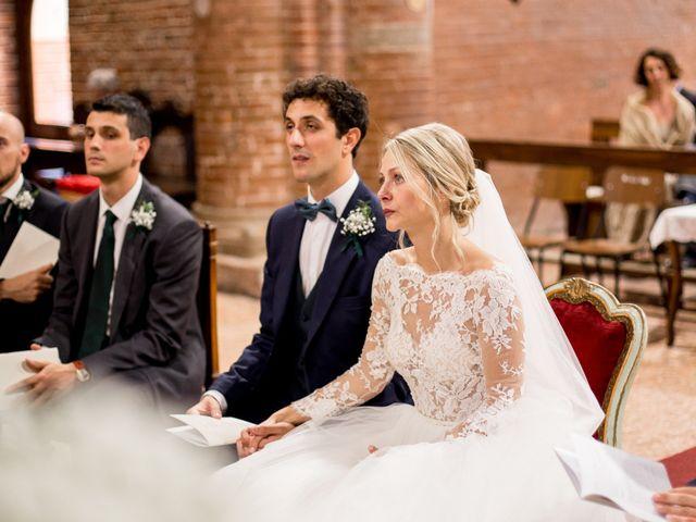 Il matrimonio di Jacopo e Lucrezia a Varzi, Pavia 54