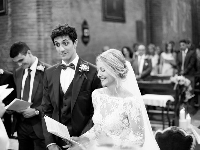 Il matrimonio di Jacopo e Lucrezia a Varzi, Pavia 57
