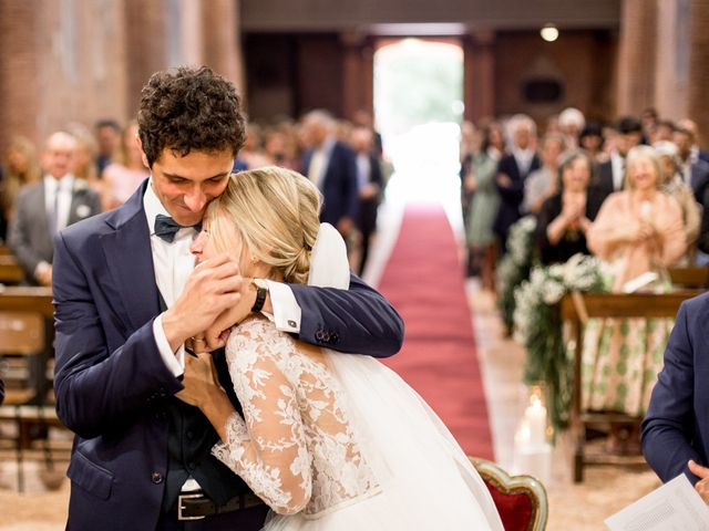 Il matrimonio di Jacopo e Lucrezia a Varzi, Pavia 61