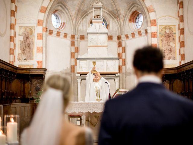 Il matrimonio di Jacopo e Lucrezia a Varzi, Pavia 62