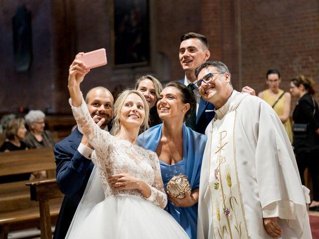 Il matrimonio di Jacopo e Lucrezia a Varzi, Pavia 65