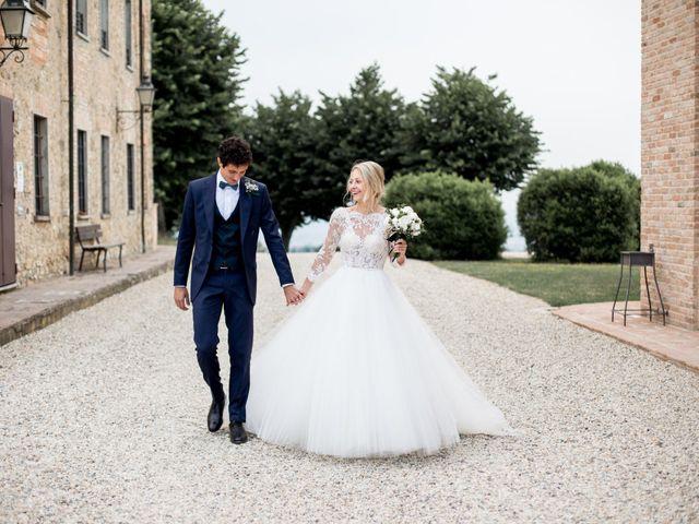 Il matrimonio di Jacopo e Lucrezia a Varzi, Pavia 79