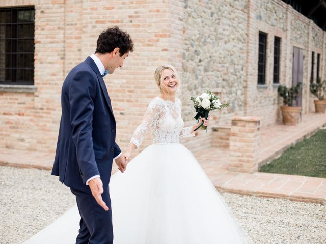 Il matrimonio di Jacopo e Lucrezia a Varzi, Pavia 80