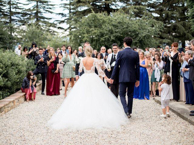 Il matrimonio di Jacopo e Lucrezia a Varzi, Pavia 81