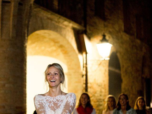 Il matrimonio di Jacopo e Lucrezia a Varzi, Pavia 135