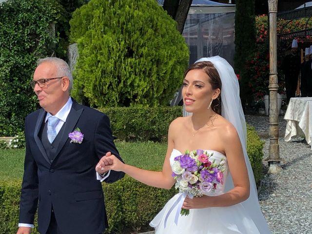 Il matrimonio di Jessica e Loris a Montorfano, Como 1