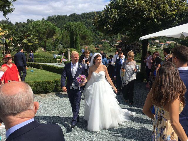 Il matrimonio di Jessica e Loris a Montorfano, Como 3
