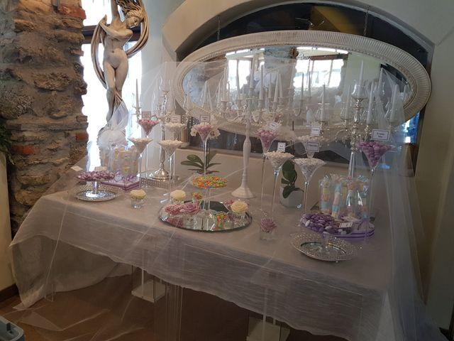 Il matrimonio di Jessica e Loris a Montorfano, Como 4