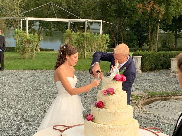 Il matrimonio di Jessica e Loris a Montorfano, Como 8