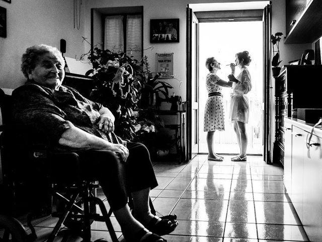 Il matrimonio di Daniele e Ilaria a Castellammare di Stabia, Napoli 10
