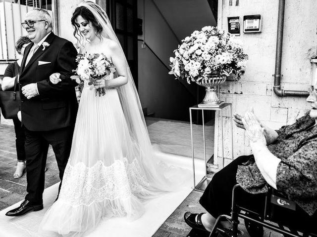 Il matrimonio di Daniele e Ilaria a Castellammare di Stabia, Napoli 13